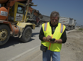 Load & Haul Dump Truck Software - TicketWatch™ - image-content-construction-management